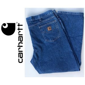 👖 Carhartt Relaxed Fit Jeans 46 x30